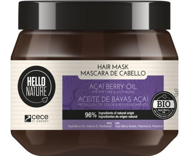 Jagoda açaí przywróci włosom młodzieńczy połysk