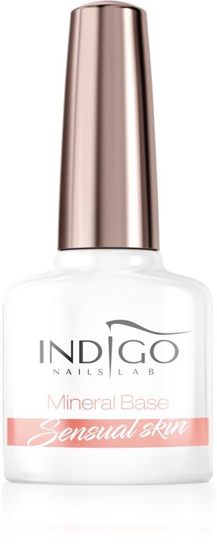 Rewolucja w manicure – bazy mineralne Indigo