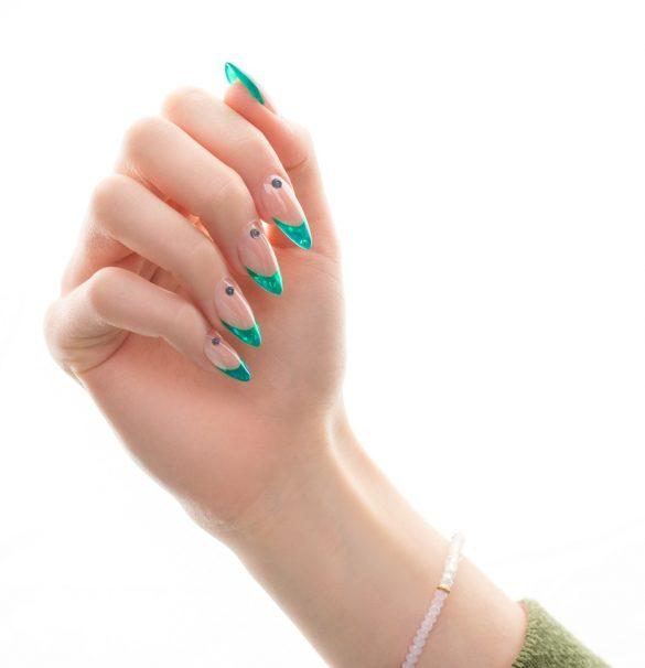 """Kolorowe trendy w manicure od Indigo – kolekcja """"Glass"""""""