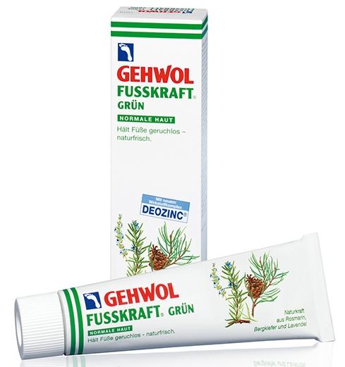 Gehwol – świeże i lekkie stopy latem